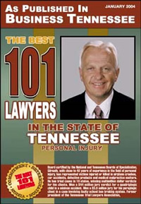 The Best 101 Lawyers in Tennessee